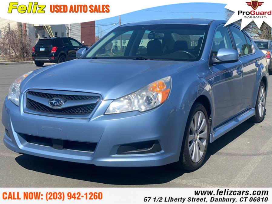 Used 2010 Subaru Legacy in Danbury, Connecticut | Feliz Used Auto Sales. Danbury, Connecticut