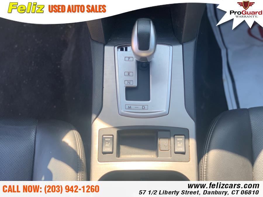 Used Subaru Legacy 4dr Sdn H4 Auto Limited Pwr Moon 2010   Feliz Used Auto Sales. Danbury, Connecticut