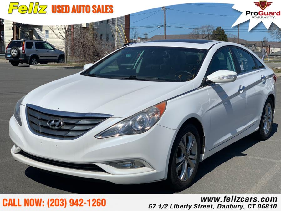 Used 2011 Hyundai Sonata in Danbury, Connecticut | Feliz Used Auto Sales. Danbury, Connecticut