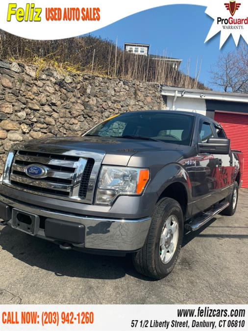 Used 2009 Ford F-150 in Danbury, Connecticut | Feliz Used Auto Sales. Danbury, Connecticut