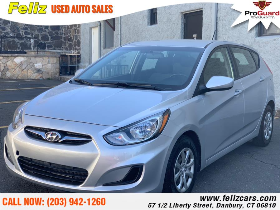 Used 2014 Hyundai Accent in Danbury, Connecticut | Feliz Used Auto Sales. Danbury, Connecticut