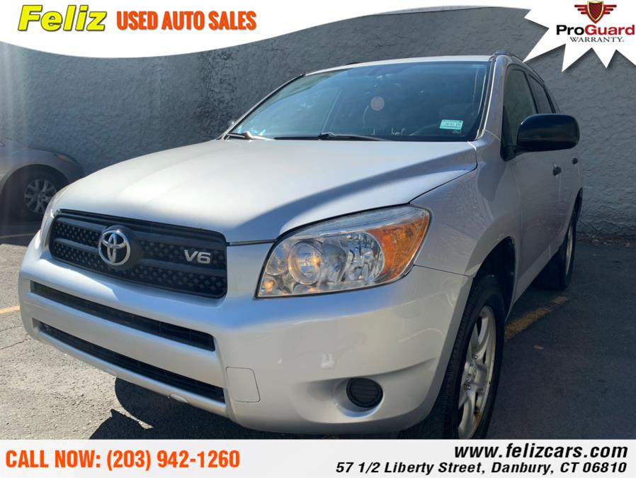 Used 2008 Toyota RAV4 in Danbury, Connecticut | Feliz Used Auto Sales. Danbury, Connecticut