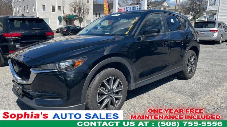 Used 2018 Mazda CX-5 in Worcester, Massachusetts | Sophia's Auto Sales Inc. Worcester, Massachusetts