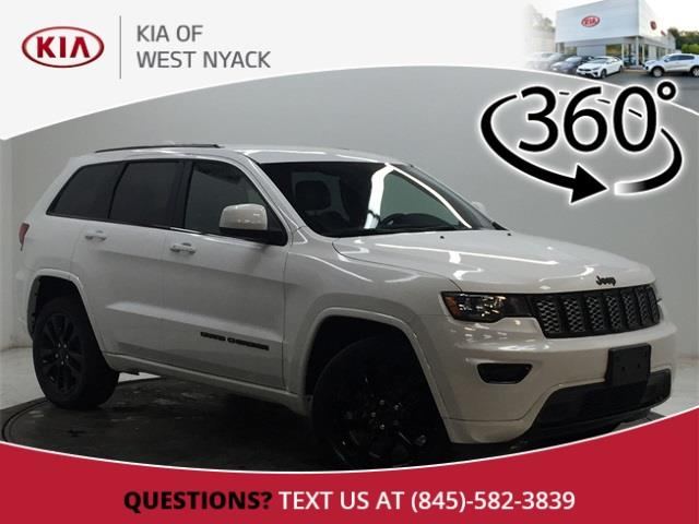 Used Jeep Grand Cherokee Altitude 2018 | Eastchester Motor Cars. Bronx, New York