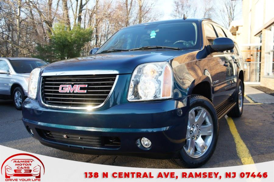 Used GMC Yukon 4WD 4dr 1500 SLT 2007 | Ramsey Motor Cars Inc. Ramsey, New Jersey