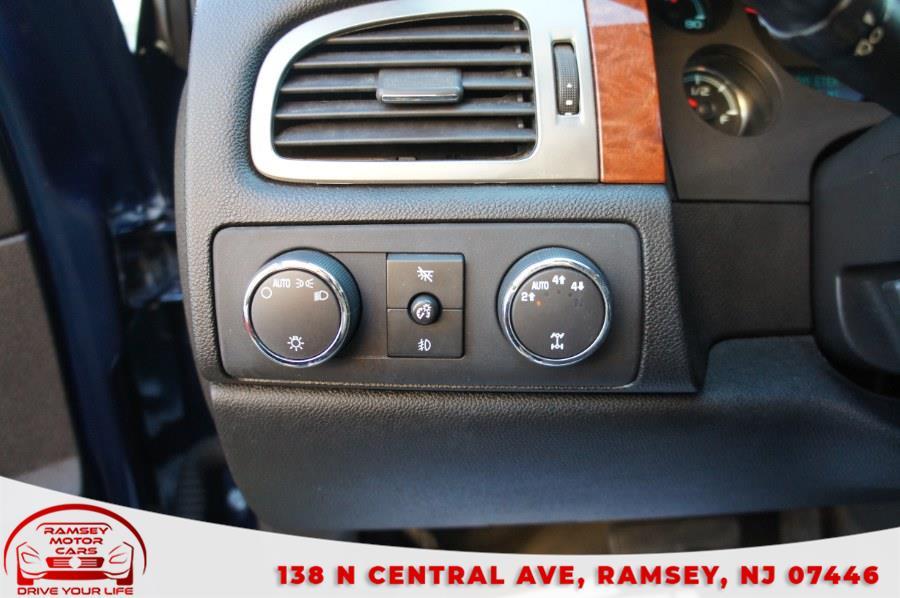 Used GMC Yukon 4WD 4dr 1500 SLT 2007   Ramsey Motor Cars Inc. Ramsey, New Jersey