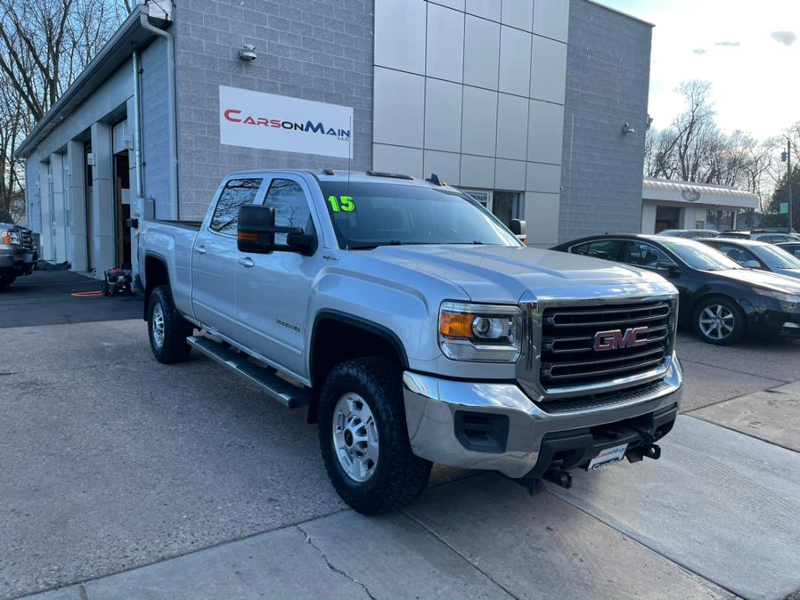 Used 2015 GMC Sierra 2500HD available WiFi in Manchester, Connecticut | Carsonmain LLC. Manchester, Connecticut