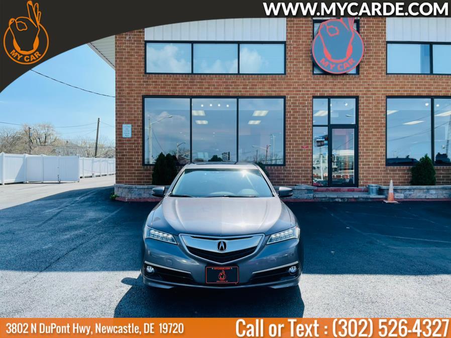 Used 2017 Acura TLX in Newcastle, Delaware | My Car. Newcastle, Delaware