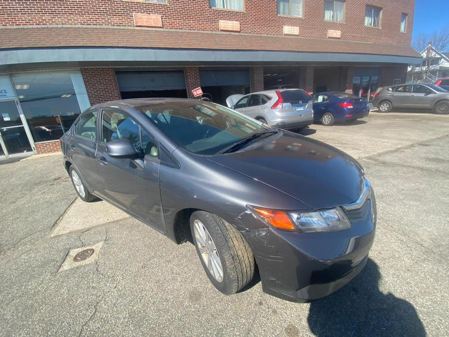 Used 2012 Honda Civic Sdn in Danbury, Connecticut | Safe Used Auto Sales LLC. Danbury, Connecticut