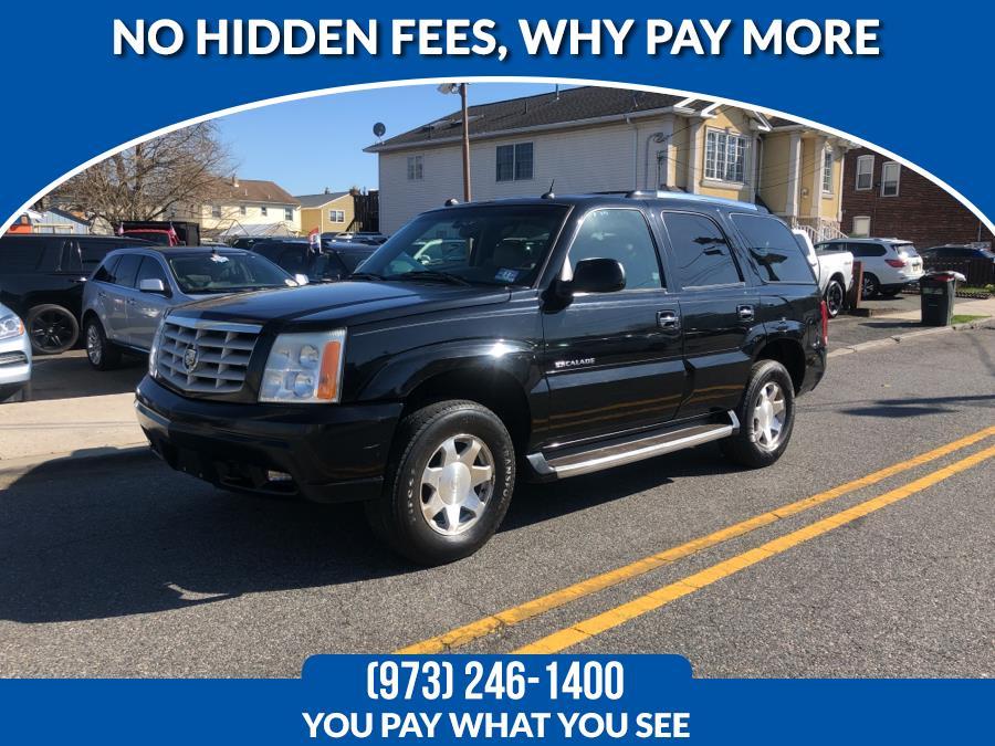 Used 2004 Cadillac Escalade in Lodi, New Jersey | Route 46 Auto Sales Inc. Lodi, New Jersey