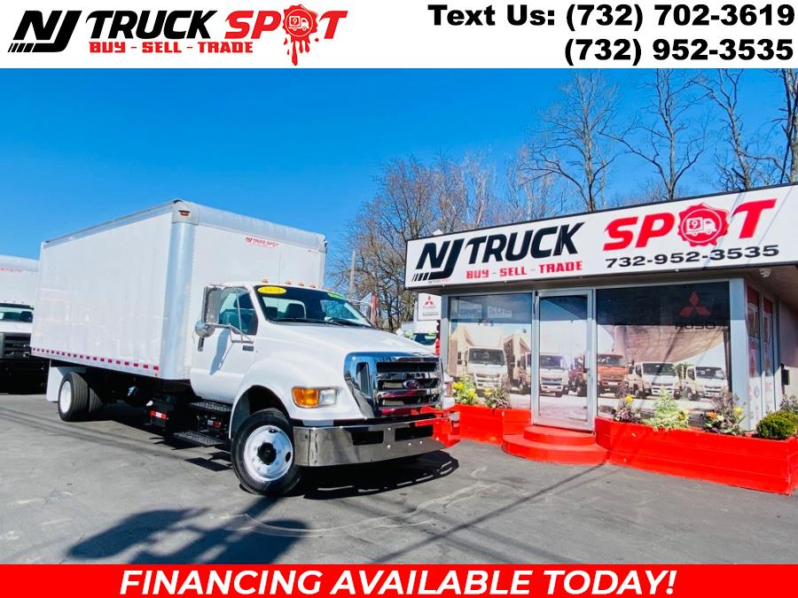 Used 2013 Ford Super Duty F-650 Straight Frame in South Amboy, New Jersey | NJ Truck Spot. South Amboy, New Jersey