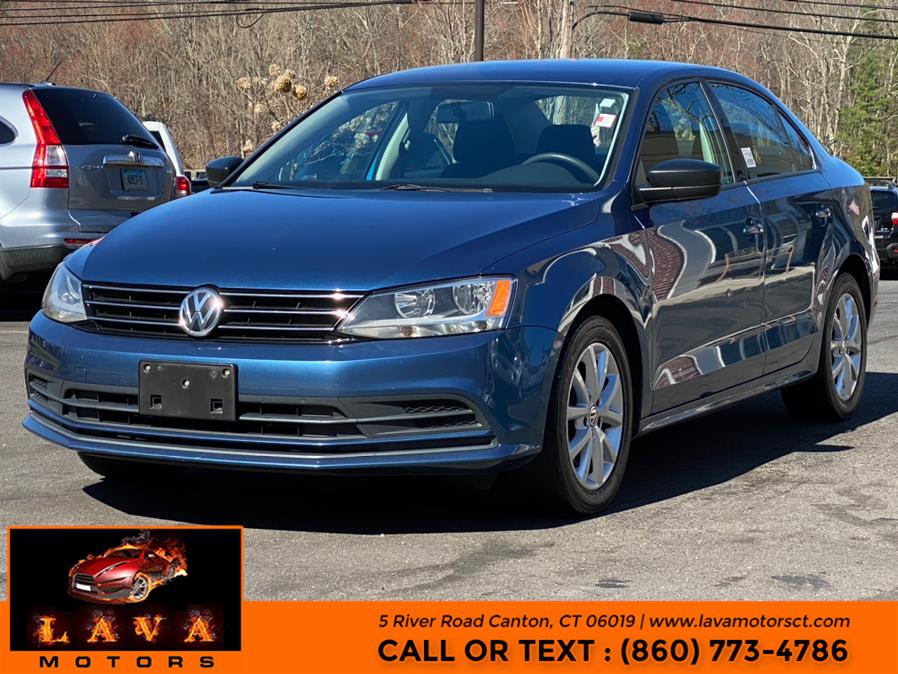 Used 2015 Volkswagen Jetta Sedan in Canton, Connecticut | Lava Motors. Canton, Connecticut