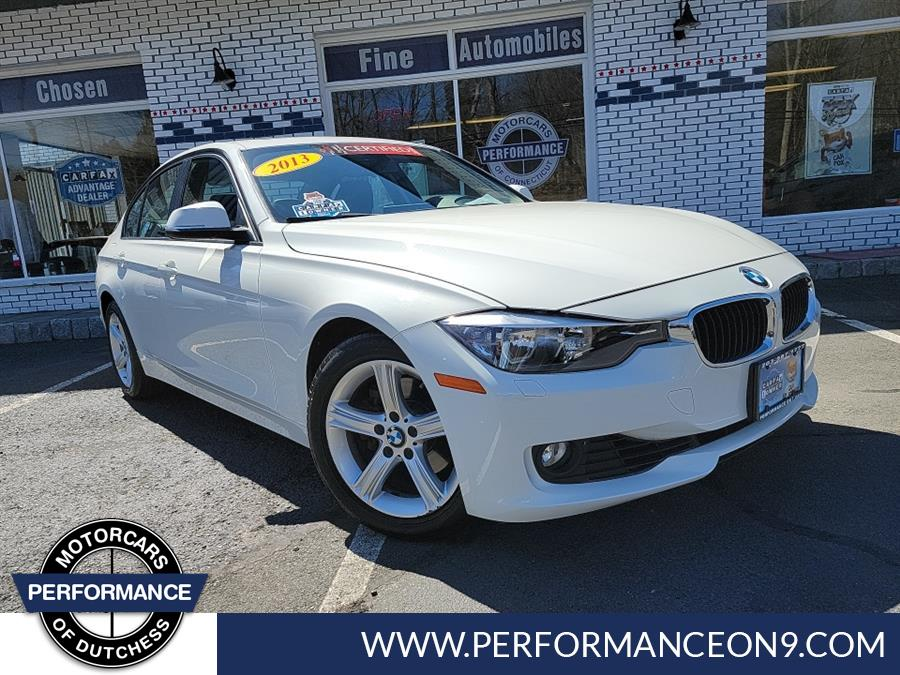 Used BMW 3 Series 4dr Sdn 328i xDrive AWD SULEV 2013 | Performance Motorcars Inc. Wappingers Falls, New York