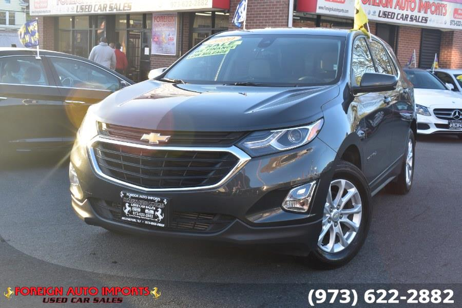 Used Chevrolet Equinox AWD 4dr LT w/1LT 2020 | Foreign Auto Imports. Irvington, New Jersey