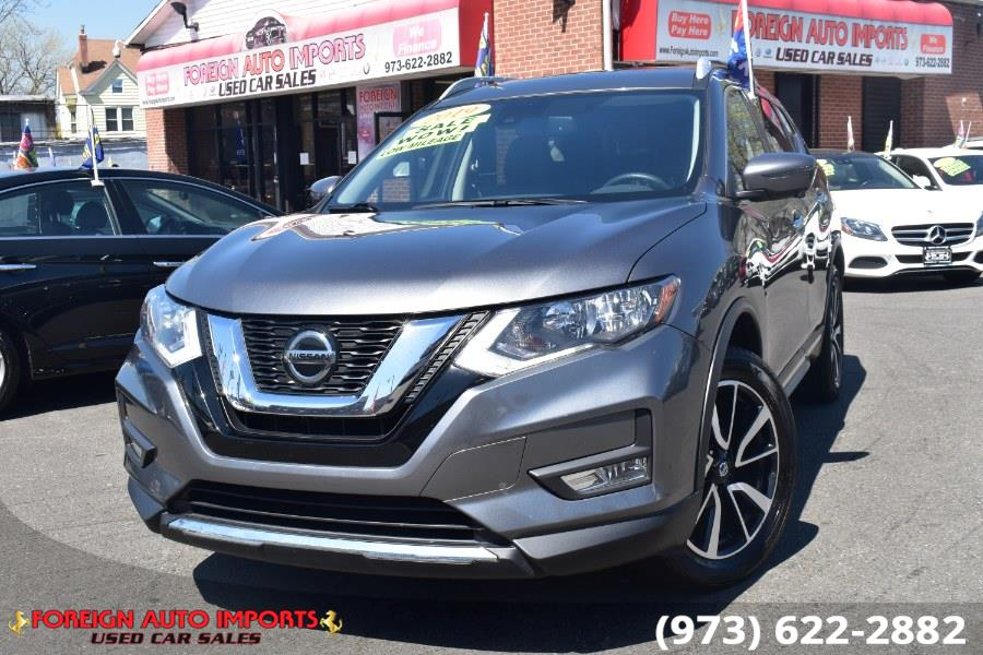2019 Nissan Rogue AWD SL photo