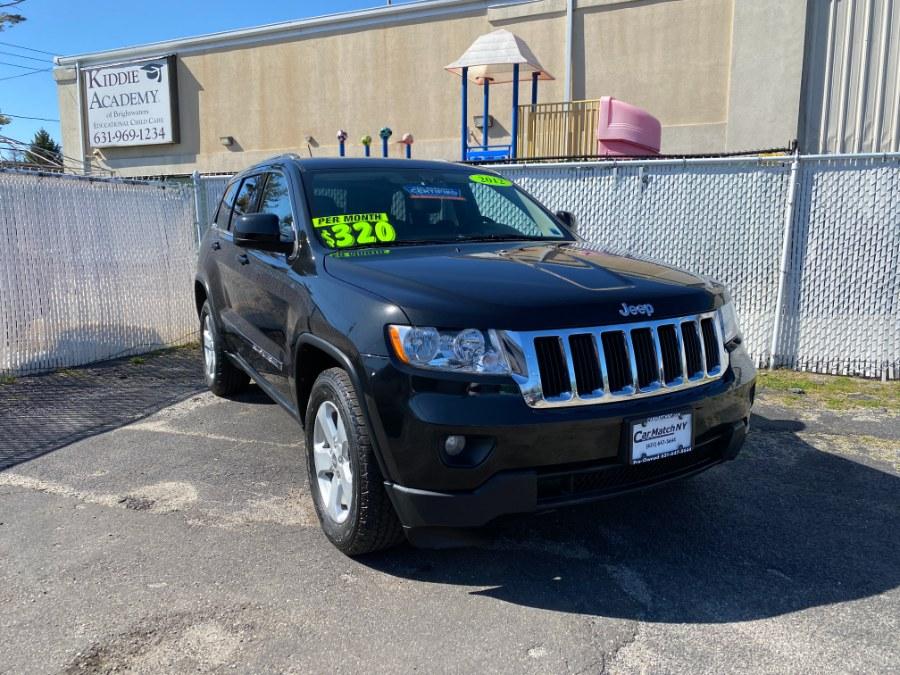 Used Jeep Grand Cherokee 4WD 4dr Laredo 2012 | Carmatch NY. Bayshore, New York