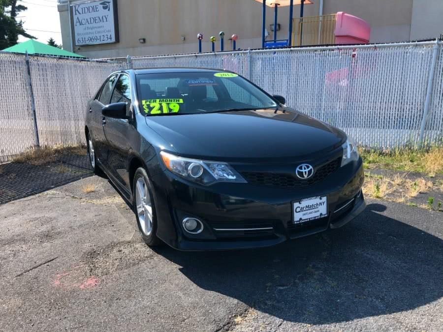 Used Toyota Camry 2014.5 4dr Sdn I4 Auto SE Sport (Natl) 2014 | Carmatch NY. Bayshore, New York