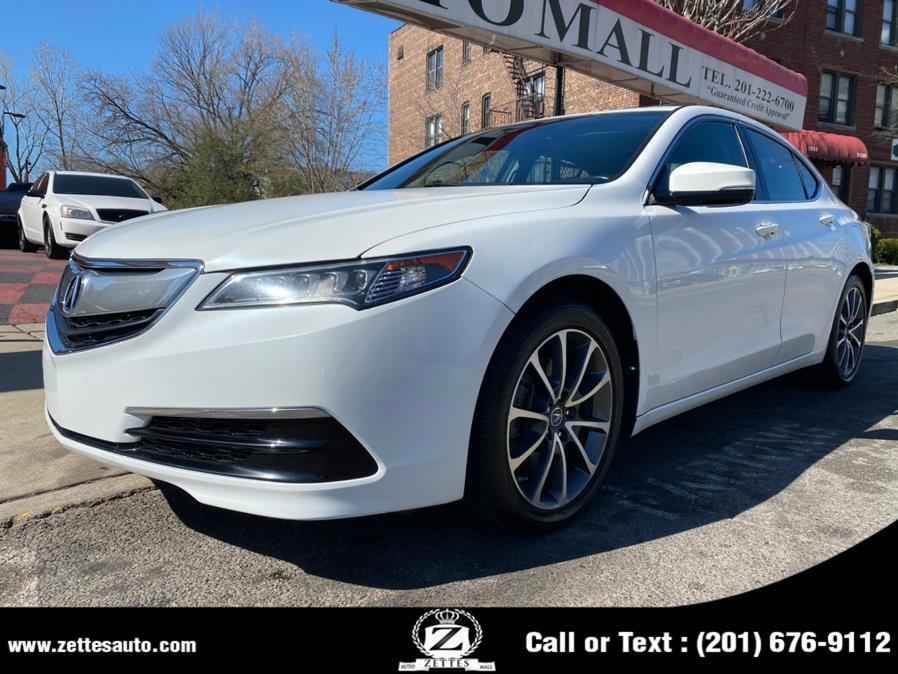 Used 2015 Acura TLX in Jersey City, New Jersey | Zettes Auto Mall. Jersey City, New Jersey