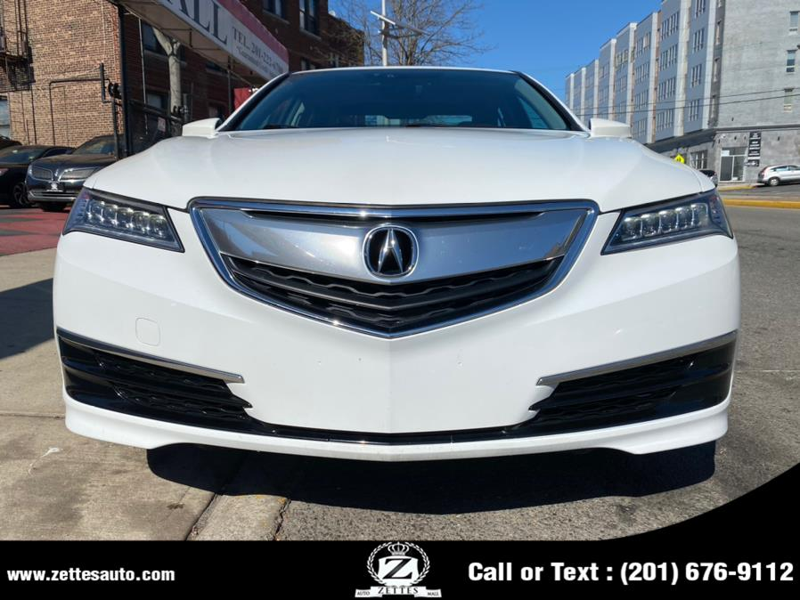 Used Acura TLX 4dr Sdn SH-AWD V6 Tech 2015 | Zettes Auto Mall. Jersey City, New Jersey
