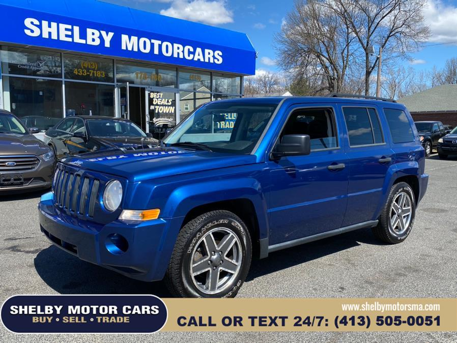 Used Jeep Patriot 4WD 4dr Sport 2009 | Shelby Motor Cars . Springfield, Massachusetts