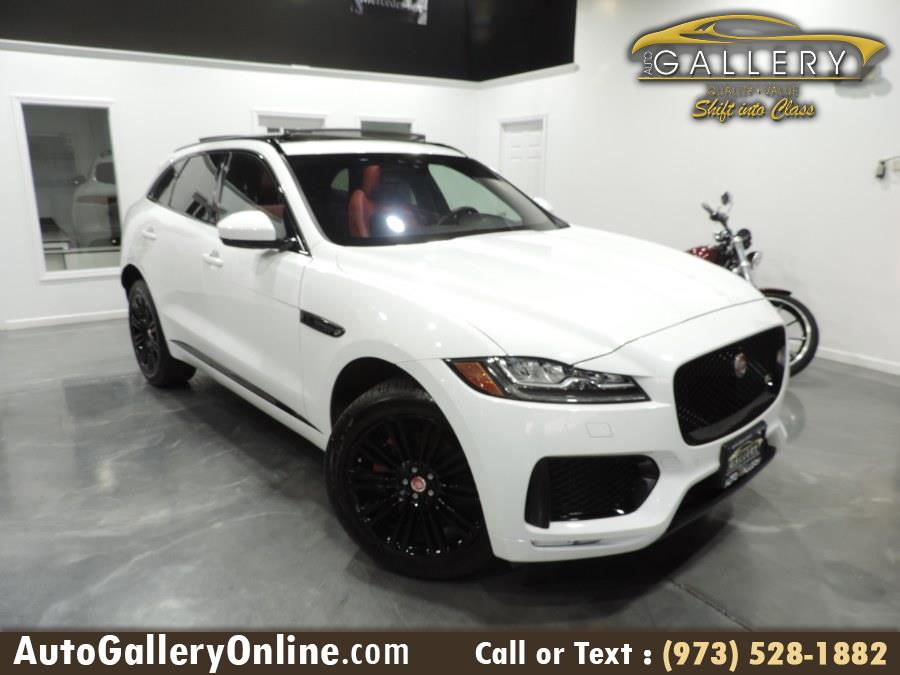 Used 2018 Jaguar F-PACE in Lodi, New Jersey | Auto Gallery. Lodi, New Jersey