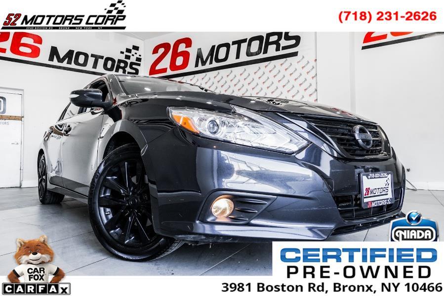 Used 2018 Nissan Altima in Woodside, New York | 52Motors Corp. Woodside, New York