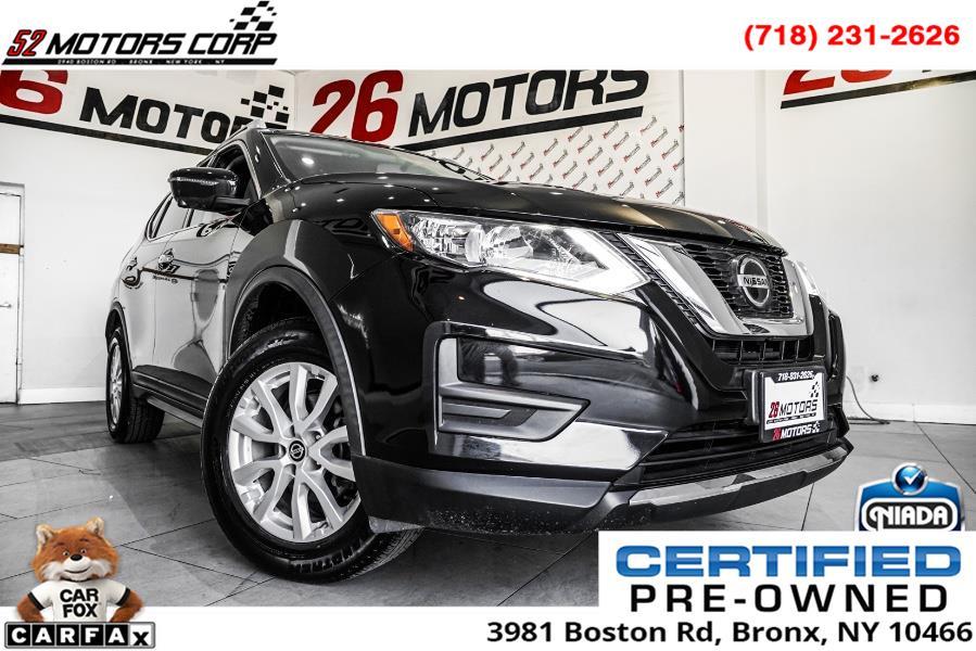 Used 2018 Nissan Rogue in Woodside, New York | 52Motors Corp. Woodside, New York