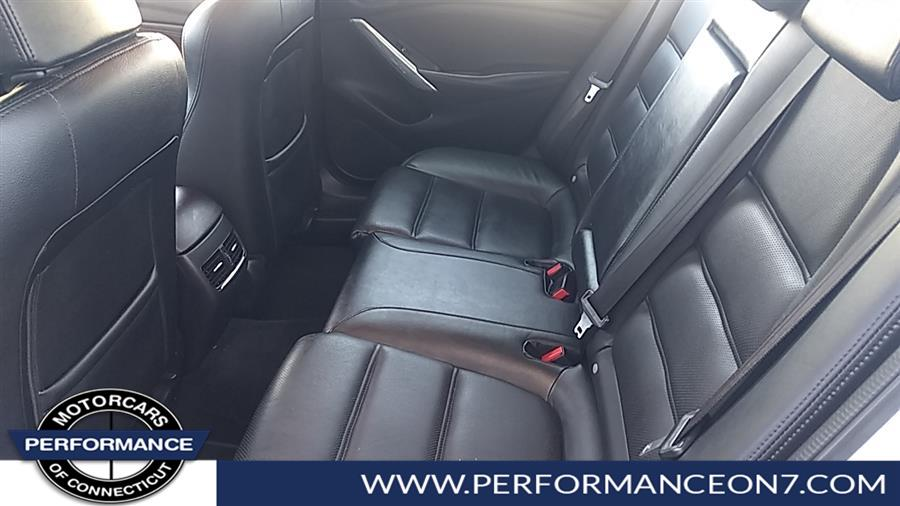 Used Mazda Mazda6 Touring Auto 2017 | Performance Motor Cars. Wilton, Connecticut