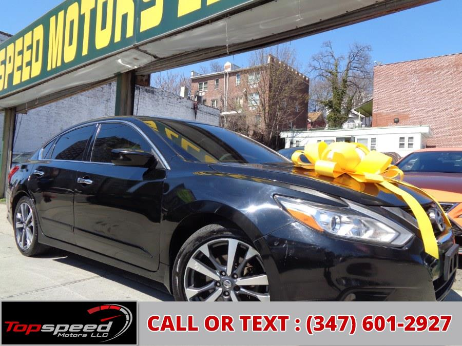 Used 2016 Nissan Altima in Jamaica, New York | Top Speed Motors LLC. Jamaica, New York