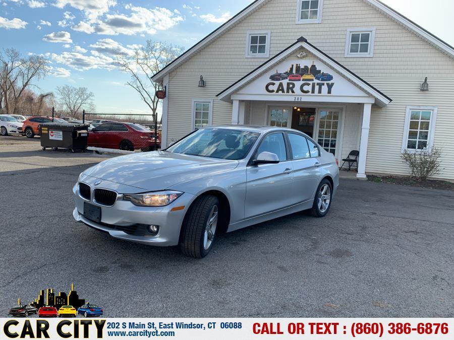 Used BMW 3 Series 4dr Sdn 328i xDrive AWD SULEV 2013 | Car City LLC. East Windsor, Connecticut