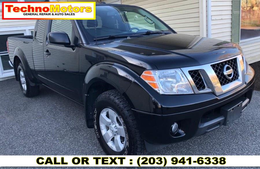 Used 2013 Nissan Frontier in Danbury , Connecticut | Techno Motors . Danbury , Connecticut