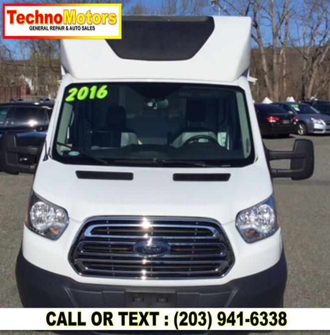 Used 2016 Ford Transit Cutaway in Danbury , Connecticut | Techno Motors . Danbury , Connecticut