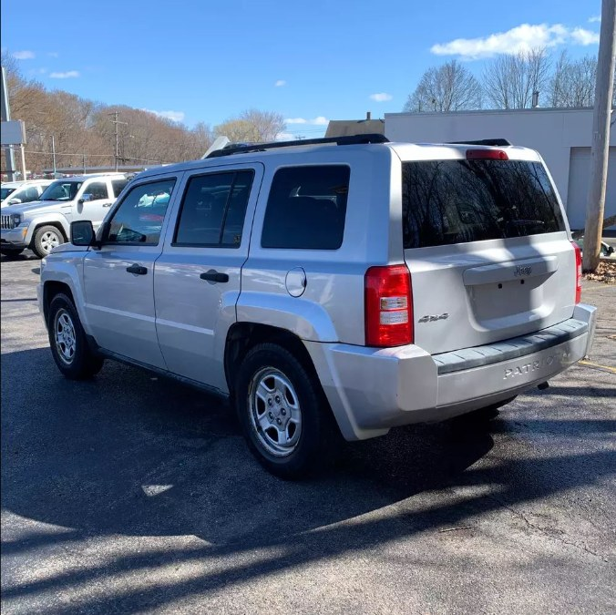 Used Jeep Patriot 4WD 4dr Sport 2007 | Payless Auto Sale. South Hadley, Massachusetts