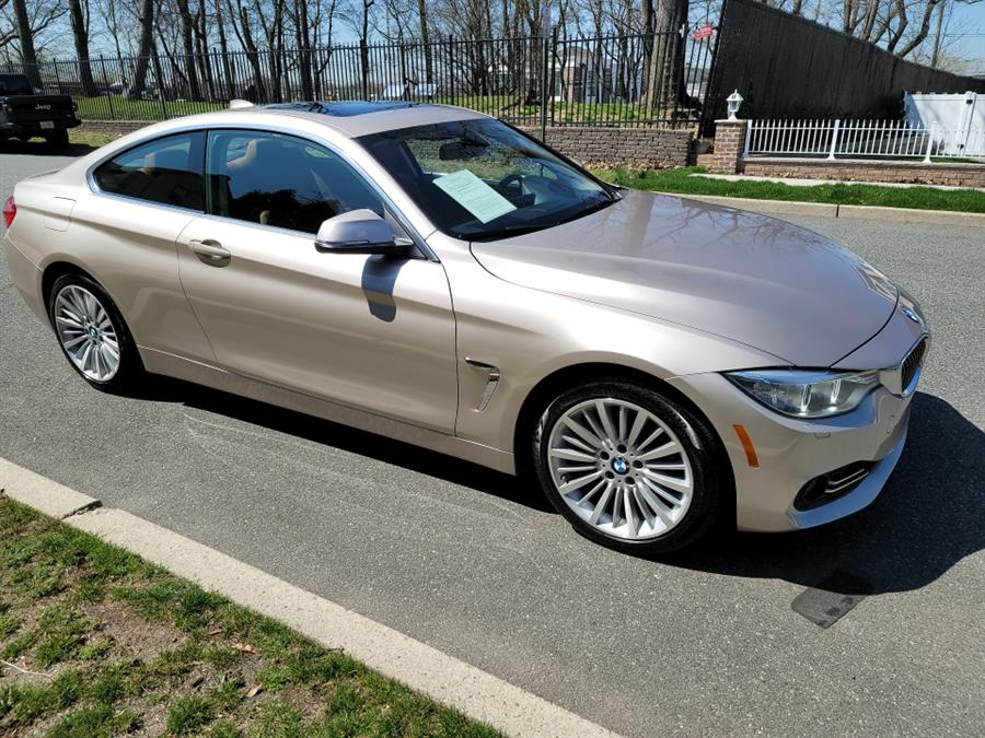 Used BMW 4 Series 2dr Cpe 428i xDrive AWD SULEV 2014 | Daytona Auto Sales. Little Ferry, New Jersey