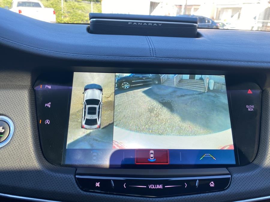 Used Cadillac CT6 4dr Sdn 3.6L Luxury AWD 2017 | Auto Haus of Irvington Corp. Irvington , New Jersey