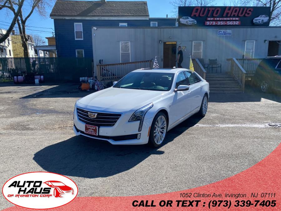 Used 2017 Cadillac CT6 in Irvington , New Jersey | Auto Haus of Irvington Corp. Irvington , New Jersey