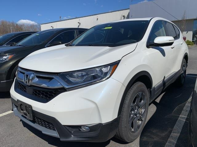 Used Honda Cr-v EX 2018 | Sullivan Automotive Group. Avon, Connecticut
