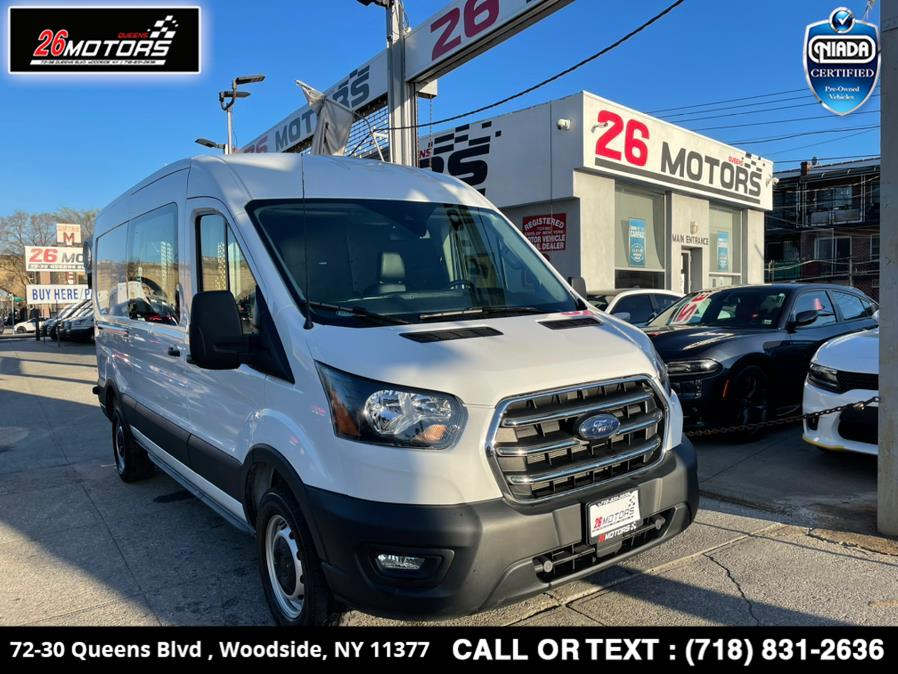 Used 2020 Ford Transit Cargo Van in Woodside, New York | 26 Motors Queens. Woodside, New York