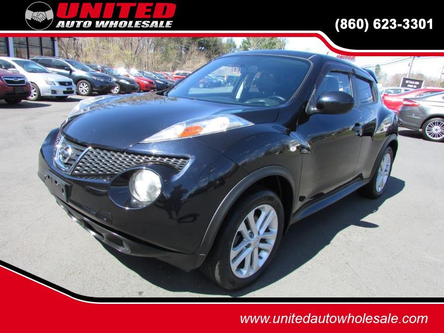 Used 2012 Nissan JUKE in East Windsor, Connecticut | United Auto Sales of E Windsor, Inc. East Windsor, Connecticut