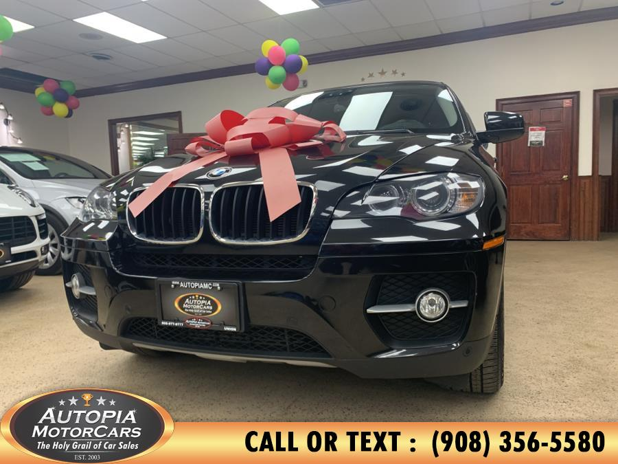 Used BMW X6 AWD 4dr 35i 2012 | Autopia Motorcars Inc. Union, New Jersey