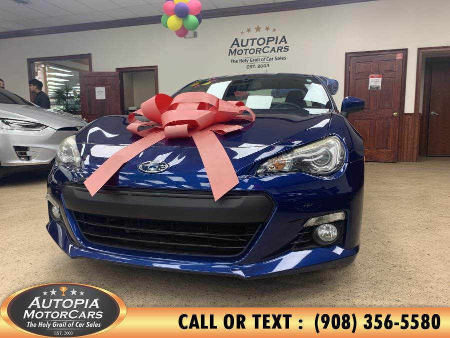 Used 2013 Subaru BRZ in Union, New Jersey | Autopia Motorcars Inc. Union, New Jersey