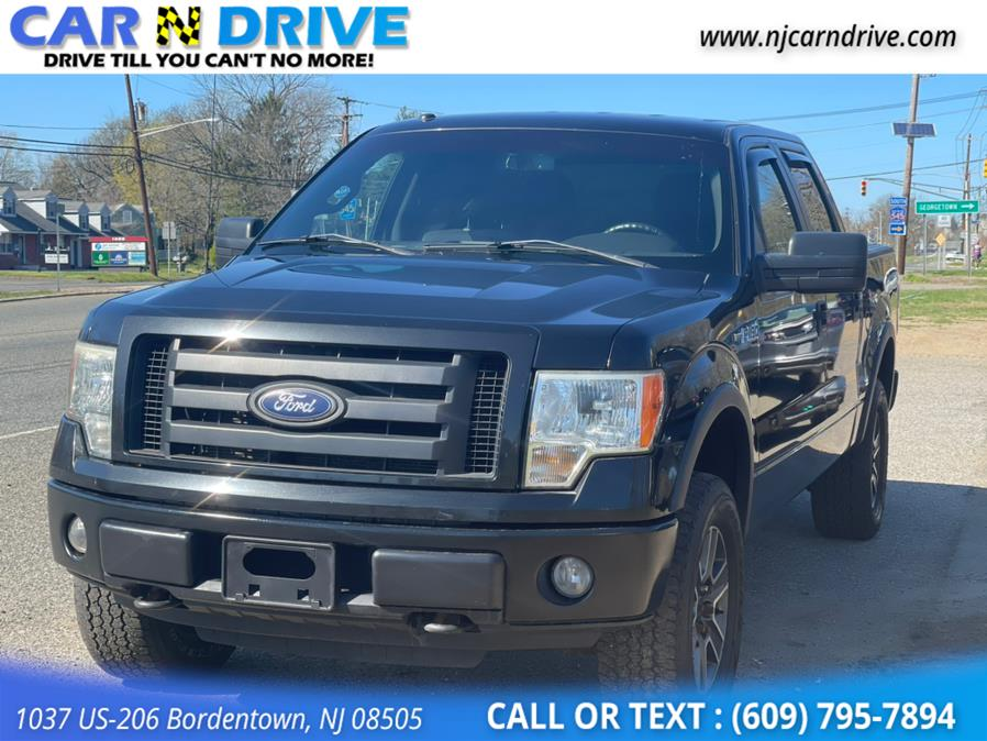 Used Ford F-150 fx4 2010   Car N Drive. Bordentown, New Jersey