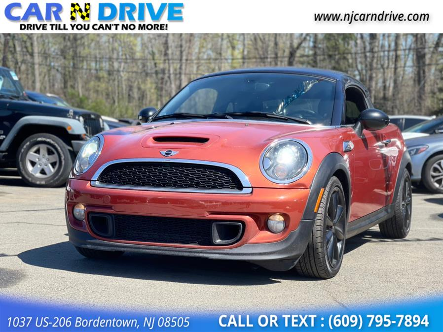 Used Mini Coupe S 2014 | Car N Drive. Bordentown, New Jersey