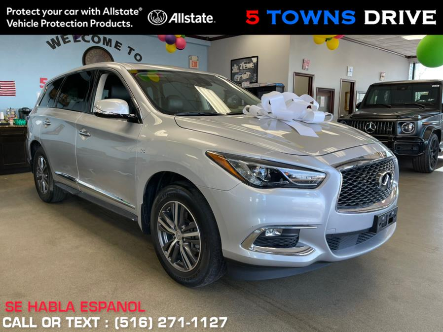 Used INFINITI QX60 2019.5 PURE FWD 2019 | 5 Towns Drive. Inwood, New York