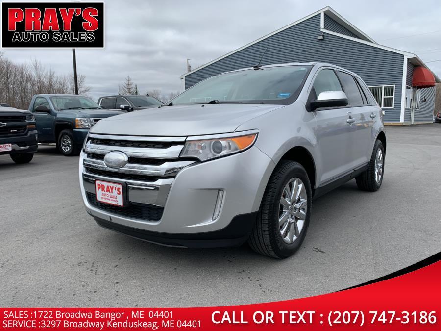 Used 2013 Ford Edge in Bangor , Maine | Pray's Auto Sales . Bangor , Maine