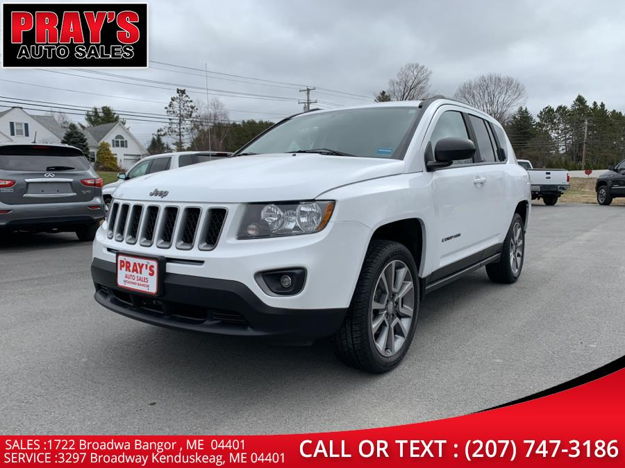 Used 2017 Jeep Compass in Bangor , Maine | Pray's Auto Sales . Bangor , Maine