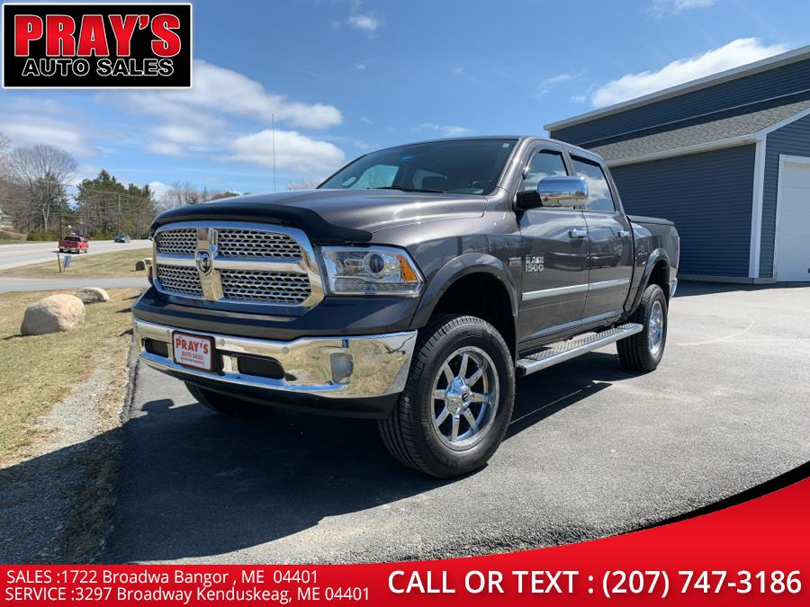 Used 2016 Ram 1500 in Bangor , Maine | Pray's Auto Sales . Bangor , Maine