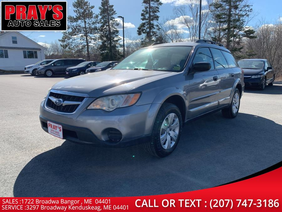 Used 2009 Subaru Outback in Bangor , Maine | Pray's Auto Sales . Bangor , Maine