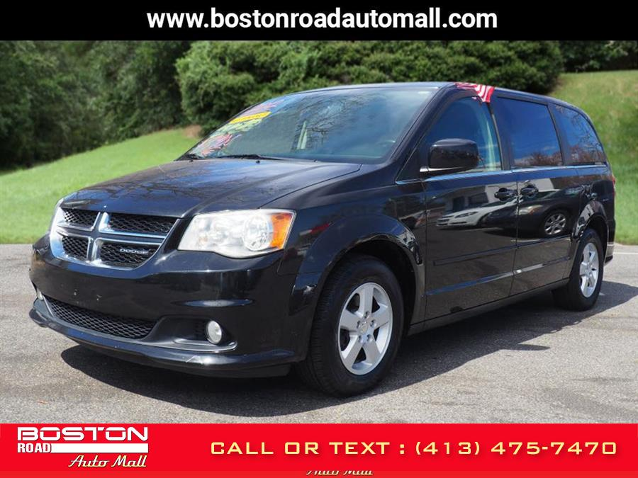 Used Dodge Grand Caravan Crew 2012 | Boston Road Auto Mall. Springfield, Massachusetts