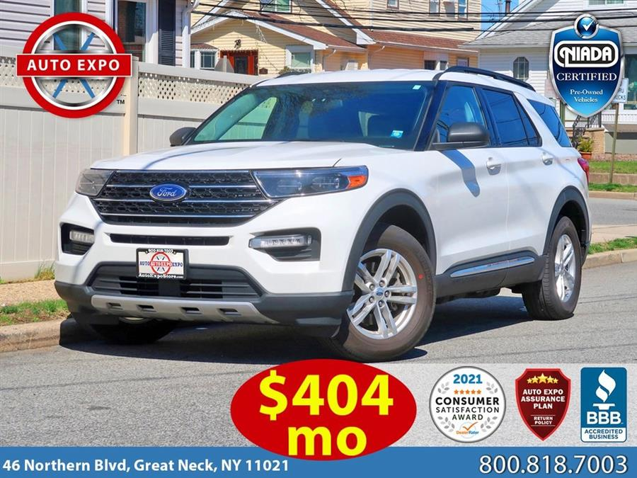 Used 2020 Ford Explorer in Great Neck, New York | Auto Expo Ent Inc.. Great Neck, New York